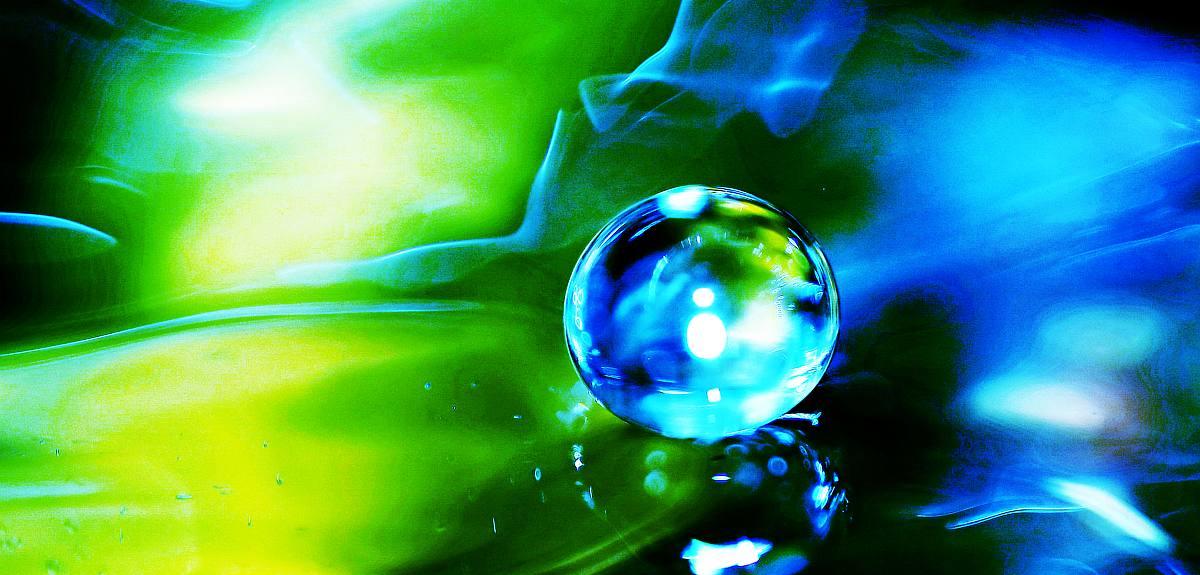 Bormia Lebendiges Wasser - Dynamik im Wasser